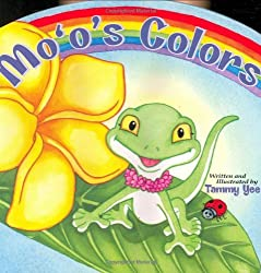 Mo'o's Colors Board Book About Hawai
