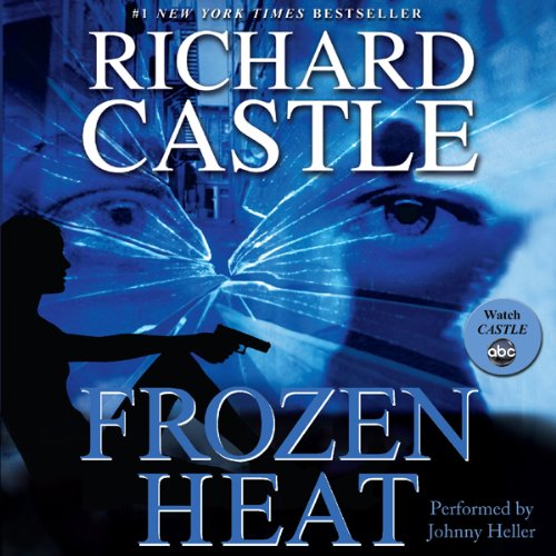 Frozen Heat audiobook cover art