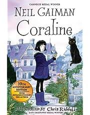 Coraline: 10th Anniversary Edition (English Edition)