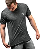 Hayabusa Performance Workout T-Shirt - Black, Small