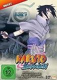 Naruto Shippuden - Der vierte große Shinobi Weltkrieg - Die Rückkehr von Team 7 - Staffel 17 (Folgen 583-592, Uncut) [3 DVDs]