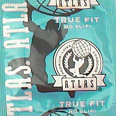 Atlas True Fit Condoms 12 Pack
