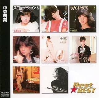 中森明菜 12CD-1214A