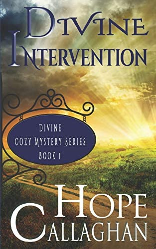 Divine Intervention A Divine Cozy Mystery Divine Christian Cozy Mysteries Series product image