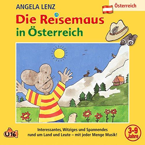 Die Reisemaus in Österreich Titelbild