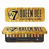 W7 | Queen Bee Eyeshadow Makeup Palette | Tones: Creamy...