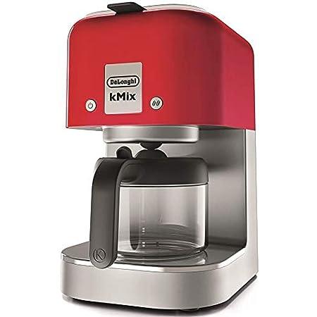 デロンギ(DeLonghi) ケーミックス ドリップコーヒーメーカー 1~6杯 スパイシーレッド kMix COX750J-RD