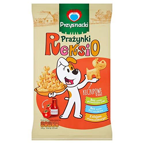 Przysnacki Flips ''Reksio'' mit Ketchup-Geschmack 90g
