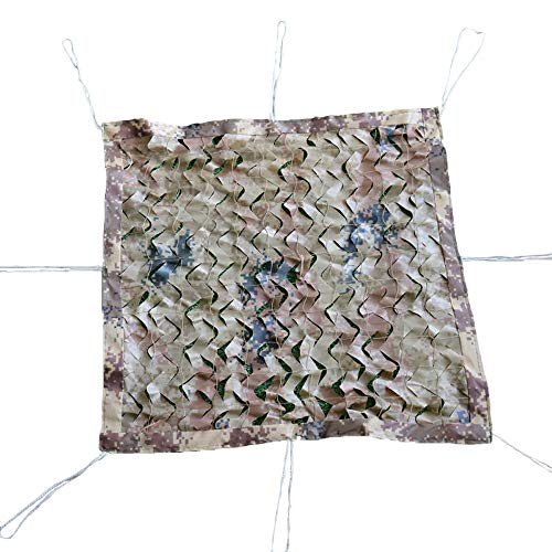 Why Should You Buy YX Xuan Yuan Camouflage Net, 210D Oxford Cloth Camouflage Mesh Size Can Be Custom...