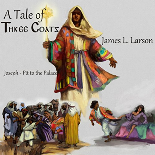 A Tale of Three Coats audiobook cover art