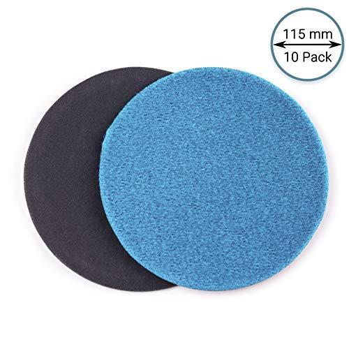 150/mm 6/pulgadas 10/unidades discos grado extra grueso Gp175/Disco abrasivo para cristal reparaci/ón de ara/ñazos