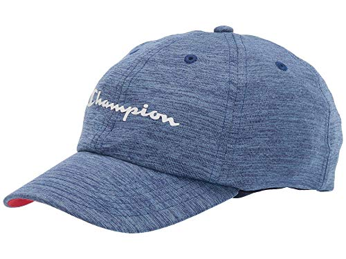 Champion Cyclone Youth Jersey Adjustable Cap Navy One Size