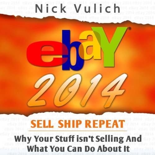 eBay 2014 audiobook cover art