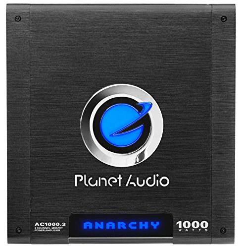 Planet Audio Channel Car Amplifier - 1800 Watts