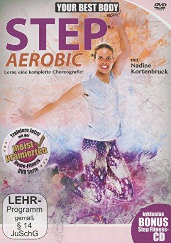 Your Best Body - Step Aerobic (CD+DVD)