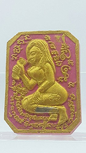 Thai amulet love charming female Goddess wealth windfall Maha Saney super powerful love attraction, gambling luck 4D toto lottery casino