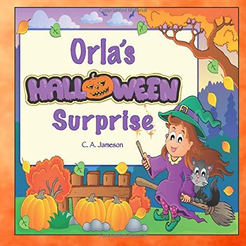 Orla's Halloween Surprise