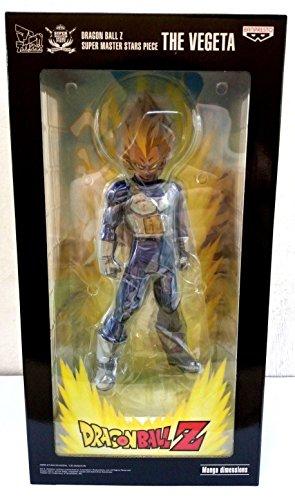 Banpresto –Figura Vegeta de Dragon Ball Z - Modelo...