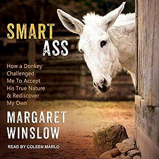 Smart Ass audiobook cover art