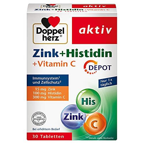 Doppelherz -   Zink + Histidin +