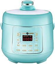 CHB Mini rijstkoker 2.5L 220V 600W Volautomatisch 8 hoofdfuncties 24-uurs reservering 1.8Mm Liner voor 2-3 personen