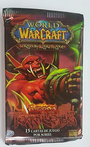 World of Warcraft Feuer der Scherbenwelt / Fires of Outland Booster spanisch