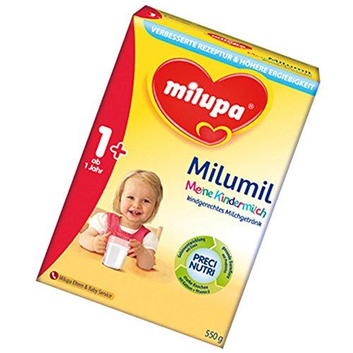 Milupa - Milumil Kindermilch 1+