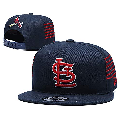 MLB St. Louis-Cardinals Sports Fan Baseball Unisex Adjustable Cap