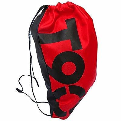 WNOSH Drawstring Backpack Rucksack School Shoulder Bag Waterproof Beach Swimming Sackpack Gymsack Cinch Sack Pouch Gymsack