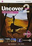 Uncover 2 - Combo B - With Online Workbook and Online Practice