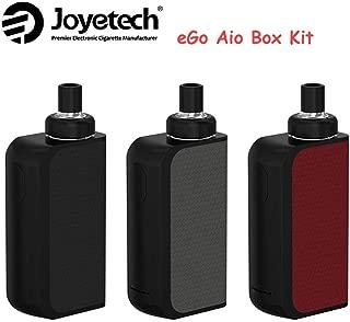 Joyetech EGO AIO Box Kit 2ml アドマイザー BF SS316 コイル 2100mAh 電子タバコ VAPE ジョイテックイゴ アイオ Box スターターキット (レッド (Red))