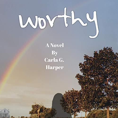 Worthy audiobook cover art