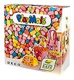 PlayMais World Deco Bastel-Set für Kinder ab 5 Jahren | Circa 1000 PlayMais, Vorlagen & Anleitungen zum Basteln | Geschenke für Kinder | Fördert Kreativität & Feinmotorik | Natürliches Spielzeug