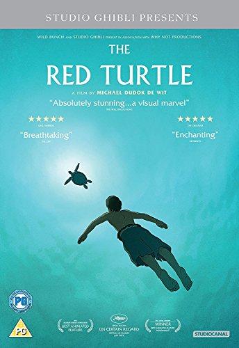 レッドタートル ある島の物語 / The Red Turtle | マイケル・デュドク・ドゥ・ヴィット | スタジオジブリ ...