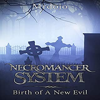 Skyhaven: Necromancer System     A Dark Fantasy LitRPG, Book 1              Written by:                                                                                                                                 Mr. Dojo                               Narrated by:                                                                                                                                 Roman Howell                      Length: 17 hrs and 45 mins     2 ratings     Overall 3.0