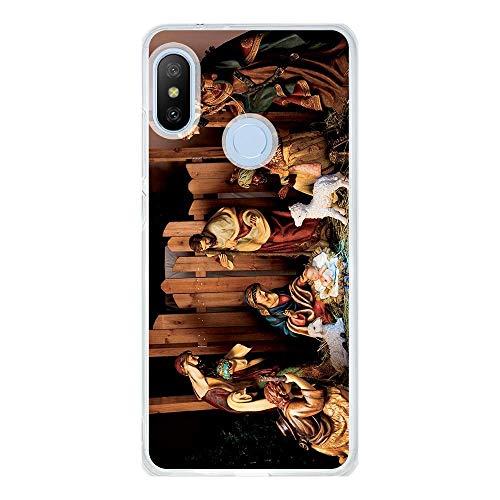 Capa Personalizada para Xiaomi Mi A2 Religião - RE10