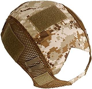 SHENKEL OPS-COREタイプ FASTヘルメット用 ヘルメットカバー メッシュ仕様 PB ピクセルブラウン