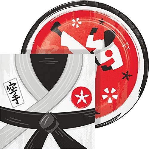 Buy Karate Party Dessert Kit, Serves 24