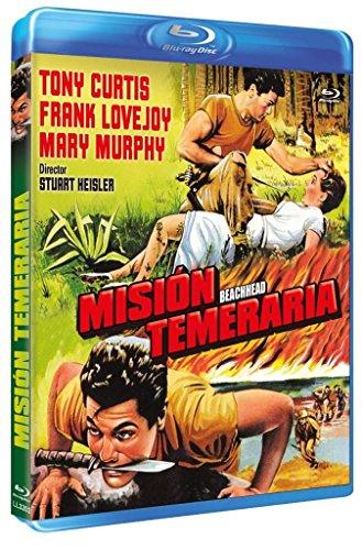 Mision temeraria [Blu-ray]