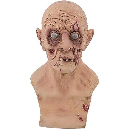 /Él/éphant CUSFULL Masque Halloween T/ête danimal en Latex pour D/éguisement Mascarade Halloween Party