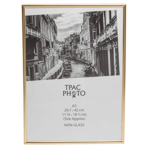 The Photo Album Company Fotorahmen, A3 (30 x 42 cm), goldfarben A3MARGLD