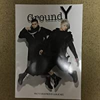 GroundY コレクションブック Leslie Kee The Rampage from Exile Tribe 武知海青 龍 SCANDAL 土屋アンナ 城田優 永瀬正敏 亀田興毅