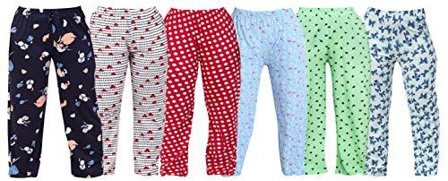 Fflirtygo Comfort Printed Girls Cotton Capris for Girls   3/4th...