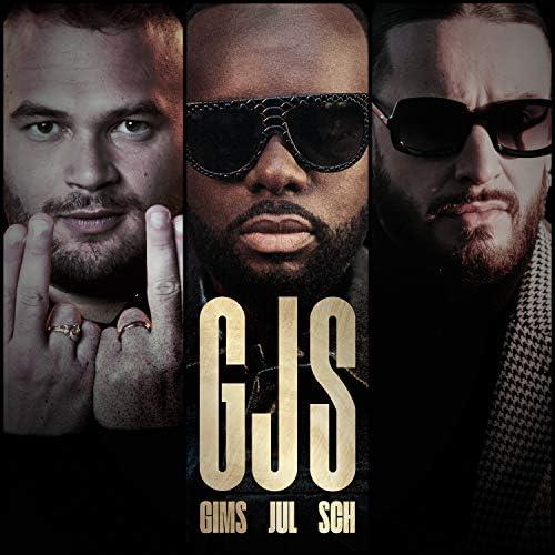 Gims feat. Jul & SCH