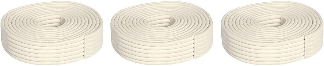 Fоur Расk Gray M-D Building Products 71548 M-D Replaceable Caulking Cord 1//8 in W X 90 Ft L