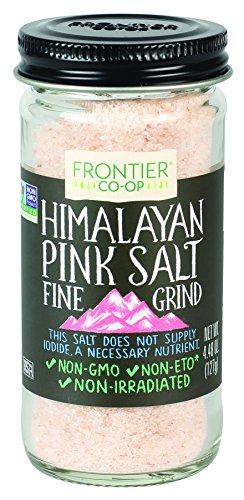 Frontier Co-op Pink Himalayan Salt, 4.48 Ounce