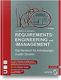 Requirements-Engineering und -Management: Das Handbuch für Anforderungen in jeder Situation