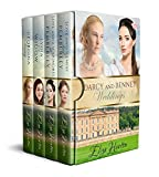 Darcy and Bennet Weddings Box Set: Jane Austen's Pride and Prejudice Clean and Wholesome Continuation