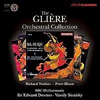 Gliere Orchestral Collection