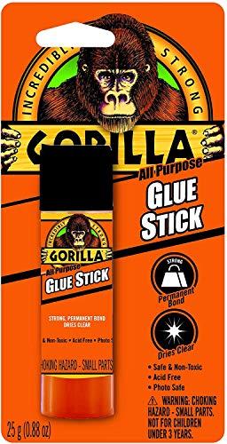 Gorilla All Purpose Glue Stick, 25 Gram